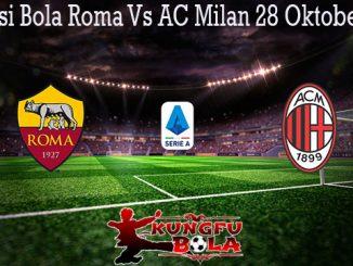 Prediksi Bola Roma Vs AC Milan 28 Oktober 2019
