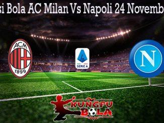 Prediksi Bola AC Milan Vs Napoli 24 November 2019
