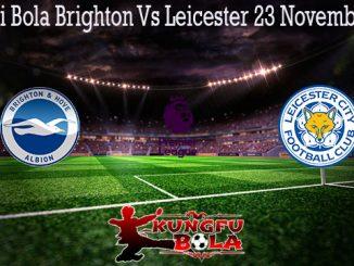 Prediksi Bola Brighton Vs Leicester 23 November 2019