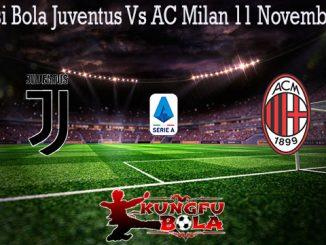 Prediksi Bola Juventus Vs AC Milan 11 November 2019