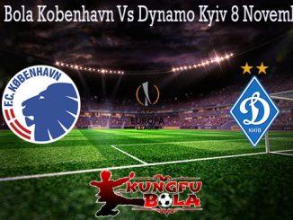 Prediksi Bola Kobenhavn Vs Dynamo Kyiv 8 November 2019