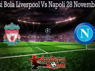Prediksi Bola Liverpool Vs Napoli 28 November 2019