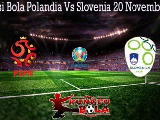 Prediksi Bola Polandia Vs Slovenia 20 November 2019