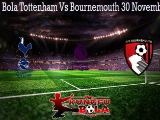 Prediksi Bola Tottenham Vs Bournemouth 30 November 2019