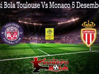 Prediksi Bola Toulouse Vs Monaco 5 Desember 2019