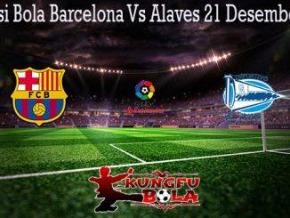 Prediksi Bola Barcelona Vs Alaves 21 Desember 2019