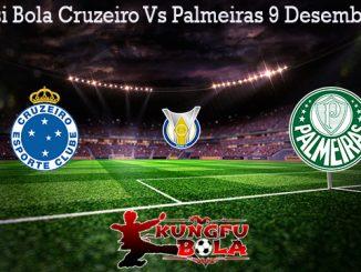 Prediksi Bola Cruzeiro Vs Palmeiras 9 Desember 2019