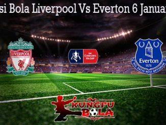 Prediksi Bola Liverpool Vs Everton 6 Januari 2020