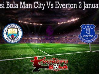 Prediksi Bola Man City Vs Everton 2 Januari 2020