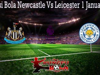 Prediksi Bola Newcastle Vs Leicester 1 Januari 2020