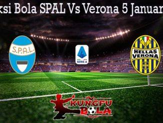Prediksi Bola SPAL Vs Verona 5 Januari 2020