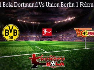 Prediksi Bola Dortmund Vs Union Berlin 1 Februari 2020