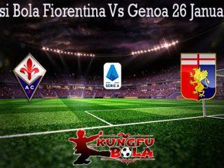 Prediksi Bola Fiorentina Vs Genoa 26 Januari 2020