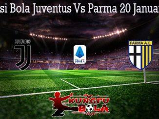 Prediksi Bola Juventus Vs Parma 20 Januari 2020