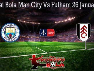 Prediksi Bola Man City Vs Fulham 26 Januari 2020