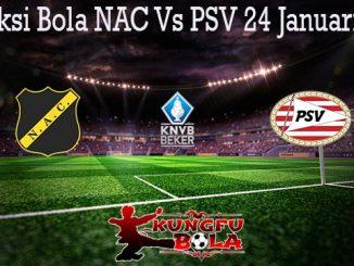 Prediksi Bola NAC Vs PSV 24 Januari 2020