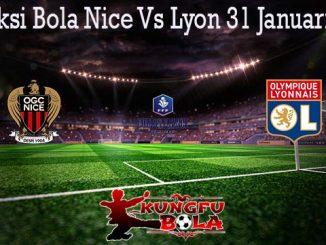 Prediksi Bola Nice Vs Lyon 31 Januari 2020