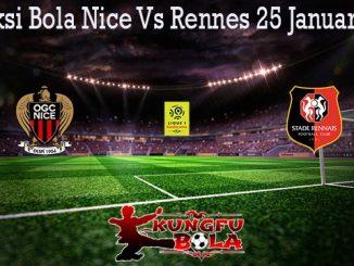 Prediksi Bola Nice Vs Rennes 25 Januari 2020