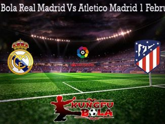 Prediksi Bola Real Madrid Vs Atletico Madrid 1 Februari 2020