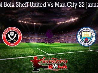 Prediksi Bola Sheff United Vs Man City 22 Januari 2020