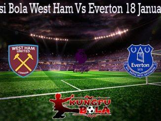 Prediksi Bola West Ham Vs Everton 18 Januari 2020