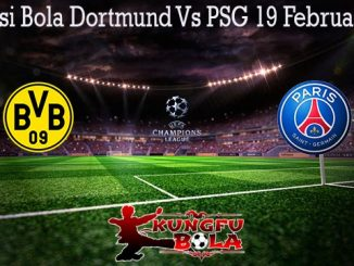 Prediksi Bola Dortmund Vs PSG 19 Februari 2020