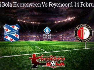 Prediksi Bola Heerenveen Vs Feyenoord 14 Februari 2020