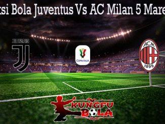 Prediksi Bola Juventus Vs AC Milan 5 Maret 2020