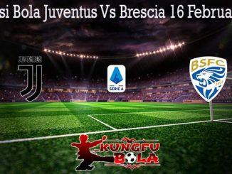 Prediksi Bola Juventus Vs Brescia 16 Februari 2020