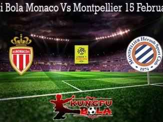 Prediksi Bola Monaco Vs Montpellier 15 Februari 2020