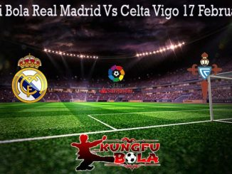 Prediksi Bola Real Madrid Vs Celta Vigo 17 Februari 2020
