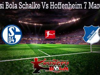 Prediksi Bola Schalke Vs Hoffenheim 7 Maret 2020