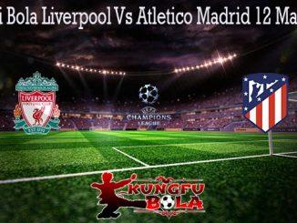 Prediksi Bola Liverpool Vs Atletico Madrid 12 Maret 2020